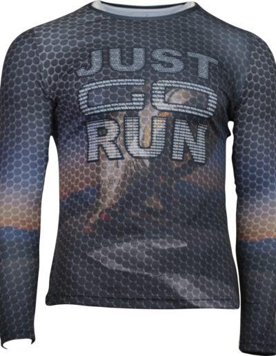 koszulka biegowa sublimacja