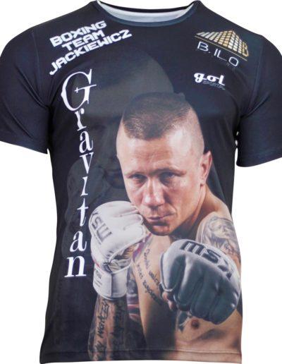 koszulki boks sublimacja