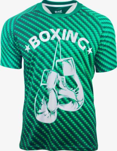 koszulki boxing sublimacja