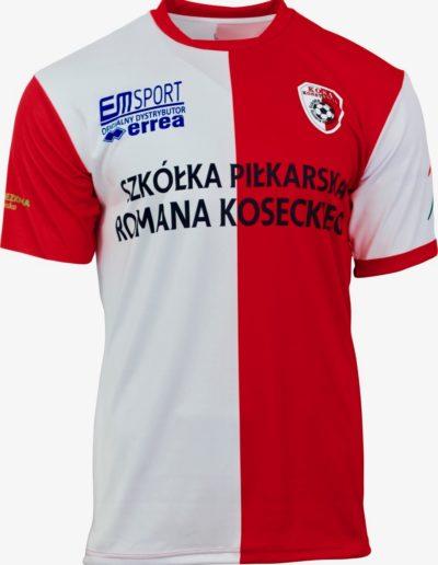 koszulki piłkarskie z nadrukami