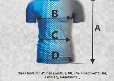 rozmiary elastic W